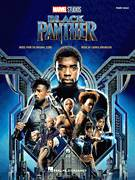 Cover icon of United Nations/End Titles (from Black Panther) sheet music for piano solo by Ludwig Goransson, intermediate skill level