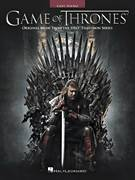 Cover icon of Throne For The Game (from Game of Thrones) sheet music for piano solo by Ramin Djawadi, classical score, easy skill level