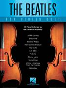 Cover icon of Let It Be sheet music for two violins (duets, violin duets) by The Beatles, John Lennon and Paul McCartney, intermediate skill level