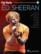 Cover icon of Thinking Out Loud sheet music for voice and piano by Ed Sheeran, Taylor Swift and Amy Wadge, intermediate skill level