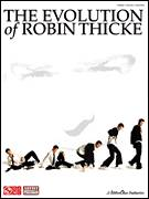 Cover icon of Lonely World sheet music for voice, piano or guitar by Robin Thicke, intermediate skill level