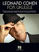 Dance Me To The End Of Love for ukulele - leonard cohen tablature sheet music