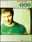 Cover icon of Our God Saves sheet music for voice, piano or guitar by Paul Baloche and Brenton Brown, intermediate skill level