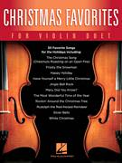 Cover icon of Rudolph The Red-Nosed Reindeer sheet music for two violins (duets, violin duets) by Johnny Marks, intermediate skill level