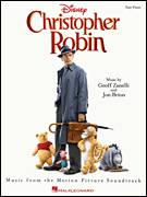 Cover icon of Christopher Robin (from Christopher Robin) sheet music for piano solo by Geoff Zanelli & Jon Brion, Geoff Zanelli and Jon Brion, easy skill level