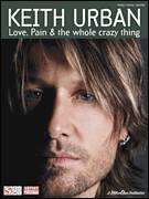 Cover icon of Used To The Pain sheet music for voice, piano or guitar by Keith Urban and Darrell Brown, intermediate skill level