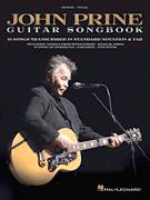 Cover icon of Long Monday sheet music for guitar (tablature, play-along) by John Prine and Keith Sykes, intermediate skill level