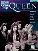 Cover icon of Stone Cold Crazy sheet music for bass (tablature) (bass guitar) by Queen, Brian May, Freddie Mercury, John Deacon and Roger Taylor, intermediate skill level