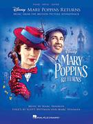 Cover icon of The Place Where Lost Things Go (from Mary Poppins Returns) sheet music for voice, piano or guitar by Emily Blunt, Marc Shaiman and Scott Wittman, intermediate skill level