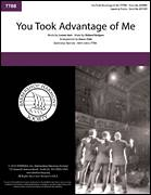 Cover icon of You Took Advantage of Me (arr. Aaron Dale) sheet music for choir (TTBB: tenor, bass) by Rodgers & Hart, Aaron Dale, Lorenz Hart and Richard Rodgers, intermediate skill level