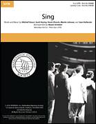 Cover icon of Sing (arr. Wayne Grimmer) sheet music for choir (SATB: soprano, alto, tenor, bass) by Pentatonix, Wayne Grimmer, Kevin Olusola, Martin Johnson, Mitchell Grassi, Sam Hollander and Scott Hoying, intermediate skill level