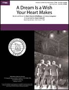 Cover icon of A Dream Is A Wish Your Heart Makes (from Cinderella) (arr. Gene Cokeroft) sheet music for choir (TTBB: tenor, bass) by Ilene Woods, Gene Cokeroft, Al Hoffman, Jerry Livingston and Mack David, intermediate skill level