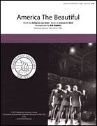 Cover icon of America, the Beautiful (arr. Rob Hopkins) sheet music for choir (TTBB: tenor, bass) by Samuel Augustus Ward, Rob Hopkins and Katherine Lee Bates, intermediate skill level