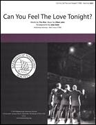 Cover icon of Can You Feel the Love Tonight (from The Lion King) (arr. June Dale) sheet music for choir (TTBB: tenor, bass) by Elton John, June Dale and Tim Rice, intermediate skill level
