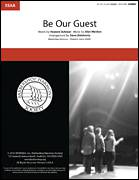 Cover icon of Be Our Guest (from Beauty and The Beast) (arr. Steve Delehanty) sheet music for choir (SSAA: soprano, alto) by Alan Menken, Steve Delehanty and Howard Ashman, intermediate skill level