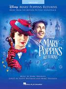 Cover icon of (Underneath The) Lovely London Sky (from Mary Poppins Returns) sheet music for ukulele by Lin-Manuel Miranda, Marc Shaiman and Scott Wittman, intermediate skill level