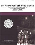 Cover icon of Let All Mortal Flesh Keep Silence (arr. Jeff Taylor) sheet music for choir (TTBB: tenor, bass) by Anonymous, Jeff Taylor and Miscellaneous, intermediate skill level