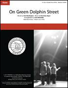 Cover icon of On Green Dolphin Street (arr. Scott Kitzmiller) sheet music for choir (SSAA: soprano, alto) by Jimmy Dorsey Orchestra, Scott Kitzmiller, Bronislau Kaper and Ned Washington, intermediate skill level
