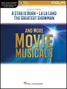 Cover icon of City of Stars (from La La Land) sheet music for violin solo by Ryan Gosling & Emma Stone, Benj Pasek, Justin Hurwitz and Justin Paul, intermediate skill level