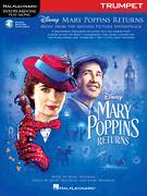Cover icon of Turning Turtle (from Mary Poppins Returns) sheet music for trumpet solo by Meryl Streep & Company, Marc Shaiman and Scott Wittman, intermediate skill level