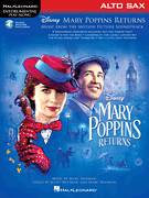 Cover icon of Can You Imagine That? (from Mary Poppins Returns) sheet music for alto saxophone solo by Emily Blunt & Company, Marc Shaiman and Scott Wittman, intermediate skill level