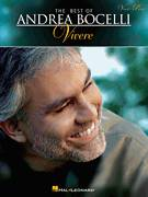Cover icon of Vivere sheet music for voice and piano by Andrea Bocelli, Angelo Anastasio, Celso Valli and Gerardina Trovato, classical score, intermediate skill level