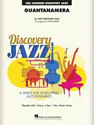 Cover icon of Guantanamera (arr. John Berry) (COMPLETE) sheet music for jazz band by John Berry and Jose Fernandez Diaz, intermediate skill level