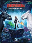 Cover icon of New 'New Tail' (from How to Train Your Dragon: The Hidden World) sheet music for piano solo by John Powell, intermediate skill level