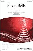 Cover icon of Silver Bells (arr. Mark Hayes) sheet music for choir (SSA: soprano, alto) by Jay Livingston, Mark Hayes, Jay Livingston & Ray Evans and Ray Evans, intermediate skill level