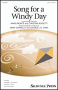 Cover icon of Song For A Windy Day sheet music for choir (2-Part) by Mary Donnelly, Anne Bronte, Christina Rossetti, George L.O. Strid and Mary Donnelly & George L.O. Strid, intermediate duet