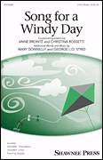 Cover icon of Song For A Windy Day sheet music for choir (3-Part Mixed) by Mary Donnelly, Anne Bronte, Christina Rossetti, George L.O. Strid and Mary Donnelly & George L.O. Strid, intermediate skill level