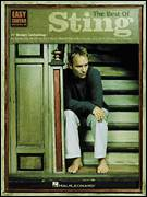 Cover icon of All This Time sheet music for guitar solo (easy tablature) by Sting, easy guitar (easy tablature)