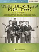 Cover icon of Golden Slumbers sheet music for two clarinets (duets) by The Beatles, John Lennon and Paul McCartney, intermediate skill level