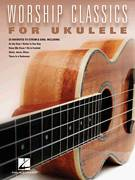 Cover icon of Glorify Thy Name sheet music for ukulele by Donna Adkins, intermediate skill level