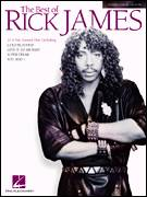 Cover icon of Standing On The Top sheet music for voice, piano or guitar by Rick James, intermediate skill level