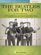 Cover icon of The Long And Winding Road sheet music for two cellos (duet, duets) by The Beatles, John Lennon and Paul McCartney, intermediate skill level