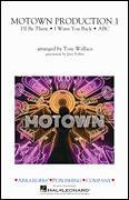 Cover icon of Motown Production 1(arr. Tom Wallace) sheet music for marching band (clarinet 1) by Jackson 5, Tom Wallace and Michael Jackson, intermediate skill level