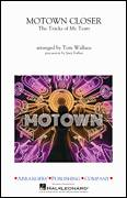 Cover icon of Motown Closer (arr. Tom Wallace) (COMPLETE) sheet music for marching band by Linda Ronstadt, Marvin Tarplin, The Miracles, Tom Wallace and Warren Moore, intermediate skill level