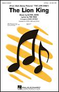 Cover icon of The Lion King (Medley) (arr. Mark Brymer) sheet music for choir (2-Part) by Elton John, Mark Brymer, Elton John & Tim Rice and Tim Rice, intermediate duet