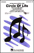 Cover icon of Circle Of Life (from The Lion King) (arr. Keith Christopher) sheet music for choir (SATB: soprano, alto, tenor, bass) by Elton John, Keith Christopher and Tim Rice, intermediate skill level