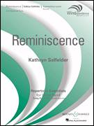 Cover icon of Reminiscence (COMPLETE) sheet music for concert band by Kathryn Salfelder, intermediate skill level