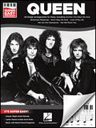 Cover icon of Who Wants To Live Forever sheet music for piano solo by Queen and Brian May, beginner skill level