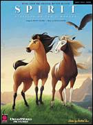 Cover icon of Here I Am (End Title) sheet music for voice, piano or guitar by Bryan Adams, Spirit: Stallion Of The Cimarron (Movie), Gretchen Peters and Hans Zimmer, intermediate skill level