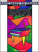 Cover icon of As The Deer, (easy) sheet music for piano solo by Martin Nystrom, easy skill level