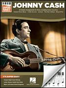Cover icon of There You Go sheet music for piano solo by Johnny Cash, beginner skill level