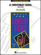 Cover icon of A Christmas Carol (Main Title) (arr. Robert Longfield) (COMPLETE) sheet music for concert band by Robert Longfield and Alan Silvestri, intermediate skill level