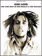 Cover icon of One Love sheet music for voice, piano or guitar by Bob Marley, intermediate skill level