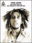 Cover icon of Redemption Song sheet music for guitar (tablature) by Bob Marley and Johnny Cash, intermediate skill level
