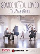 Cover icon of Someone You Loved sheet music for cello and piano by The Piano Guys, Benjamin Kohn, Lewis Capaldi, Peter Kelleher, Samuel Roman and Thomas Barnes, intermediate skill level