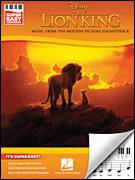 Cover icon of He Lives In You (from The Lion King 2019) sheet music for piano solo by Elton John, Lebo M., Jay Rifkin, Lebohang Morake, Mark Mancina and Tim Rice, beginner skill level